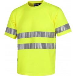 Camiseta Alta Visibilidad C3945
