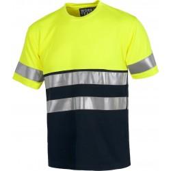 Camiseta Alta Visibilidad C3941