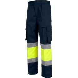 Pantalón Alta Visibilidad C4019