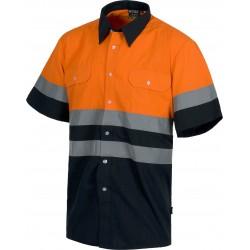 Camisa Alta Visibilidad C3811.