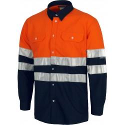 Camisa Alta Visibilidad C3813.