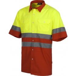Camisa Alta Visibilidad C3812.