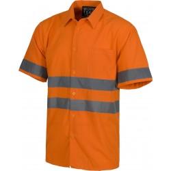 Camisa Alta Visibilidad C3810.
