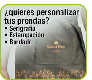 Personaliza tus prendas